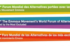 1er forum des alternatives d'Emmaüs International